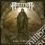 Echoes of the fallen cd musicale di Anterior