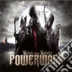 Blood of the saints cd musicale di Powerwolf
