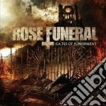 Gates of punishment cd musicale di Funeral Rose