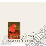 John York - Claremont Dragon cd musicale di John york (byrds)