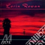Rebel sons - cd musicale di Rowan Lorin