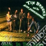 Tim Brooks - Back In The Game cd musicale di BROOKS TIM & ALIEN SHARECROPPERS