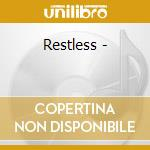 Restless - cd musicale di Ray Temple