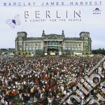 Berlin/a concert cd musicale di Barclay james harvest