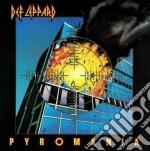 PYROMANIA cd musicale di DEF LEPPARD