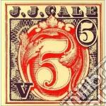 5 cd musicale di J.J. CALE