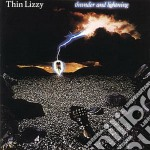 THUNDER AND LIGHTNI cd musicale di Lizzy Thin