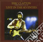 Eric Clapton - Time Pieces Vol. II cd musicale di Eric Clapton