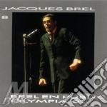 Brel en public olympia 61 cd musicale di Jacques Brel