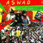 Aswad - Live & Direct cd musicale di Aswad