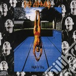 HIGH 'N' DRY cd musicale di DEF LEPPARD