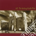 U2 - The Unforgettable Fire cd musicale di U2