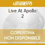 LIVE AT APOLLO 2 cd musicale di BROWN JAMES