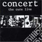CONCERT THE CURE LIVE cd musicale di CURE