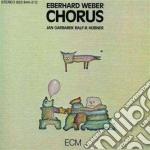 Chorus cd musicale di Eberhard Weber