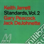 STANDARDS VOL.2 cd musicale di Jarrett k./peacock g./dejohnet