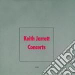 CONCERTS cd musicale di Keith Jarrett