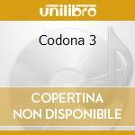 Codona 3 cd musicale di WALCOTT/CHERRY/VASCONCELOS