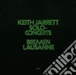 SOLO CONCERTS cd musicale di Keith Jarrett