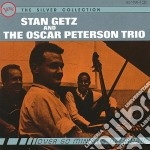 THE SILVER COLLECTION cd musicale di GETZ STAN/PETERSON OSCAR