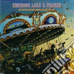 BLACK MOON cd musicale di EMERSON LAKE & PALM