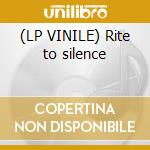 (LP VINILE) Rite to silence lp vinile di Sandals