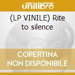 (LP VINILE) Rite to silence lp vinile di Sandals