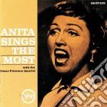 Anita O'Day - Anita Sings The Most cd musicale di Anita O'day