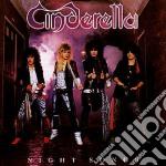 Cinderella - Night Songs cd musicale di CINDERELLA