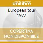 European tour 1977 cd musicale di Carla Bley
