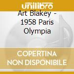 1958 PARIS OLYMPIA cd musicale di Art Blakey