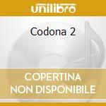 Codona 2 cd musicale di WALCOTT/CHERRY/VASCONCELOS