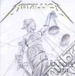 AND JUSTICE FOR ALL cd musicale di METALLICA