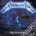 RIDE THE LIGHTNING cd musicale di METALLICA