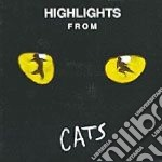 HIGHLIGHTS FROM CATS cd musicale di WEBBER A.LLOYD