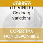 (LP VINILE) Goldberg variations lp vinile