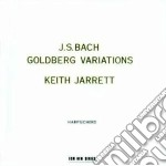 GOLDBERG VARIATIONS cd musicale di Keith Jarrett