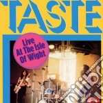 LIVE AT THE ISLE OF WIGHT cd musicale di TASTE