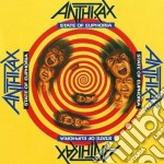 STATE OF EUPHORIA cd musicale di ANTHRAX