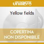 Yellow fields cd musicale di Eberhard Weber