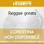 Reggae greats cd musicale