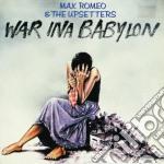 War ina babylon cd musicale di Max Romeo