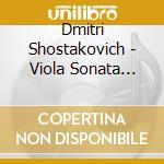 Shostakovich/chihara/bouchard.. cd musicale di SHOSTAKOVICH