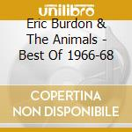 BEST OF cd musicale di BURDON ERIC AND THE ANIMALS