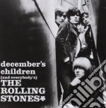 DECEMBER'S CHILDREN (REMASTER) cd musicale di ROLLING STONES