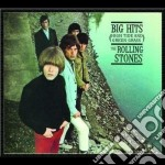BIG HITS (REMASTER) cd musicale di ROLLING STONES