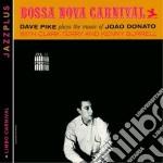 Bossa nova carnival + limb cd musicale di Dave Pike