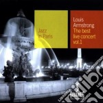The best live..v.1 cd musicale di Louis Armstrong