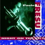 NIGHT ON THE CITY cd musicale di Paolo Fresu