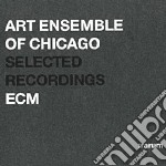 SELECTED RECORDINGS cd musicale di ART ENSEMBLE OF CHICAGO